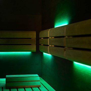 Collaxx light fitting green