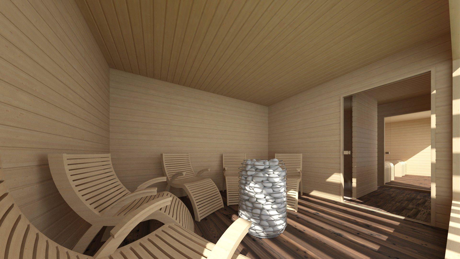 INUA Magni Sauna 3