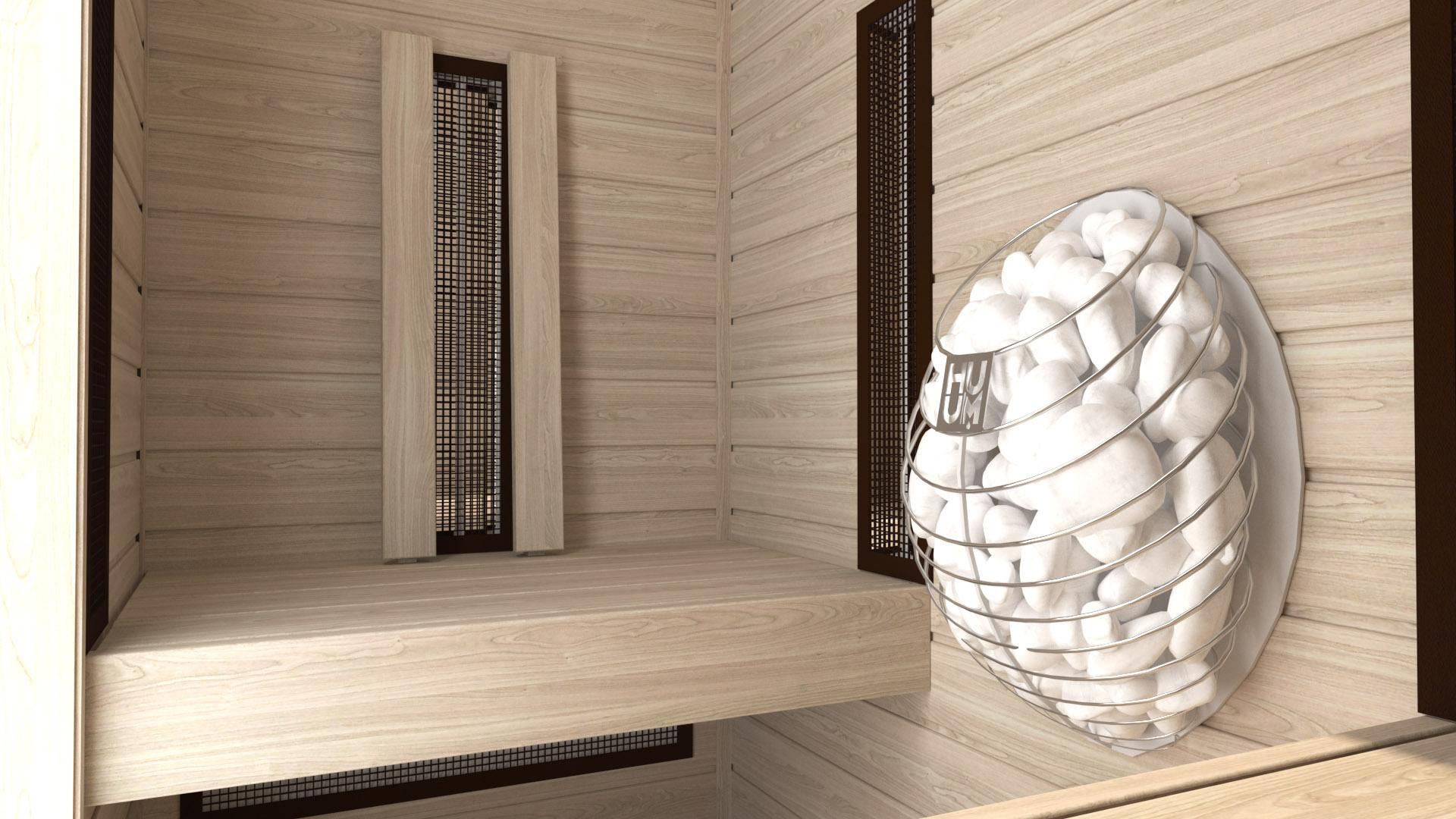 INUA Heimdall udendoers kombi sauna_infraroed sauna3