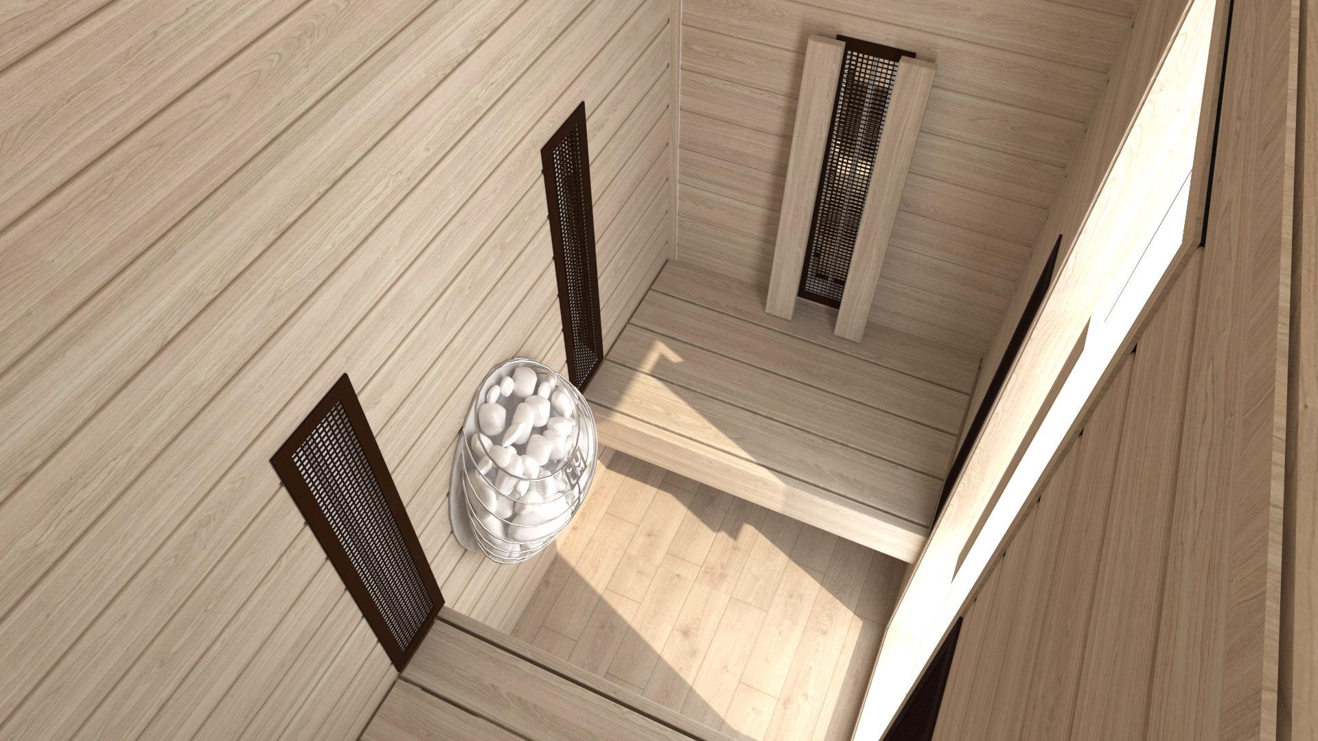 INUA Heimdall udendoers kombi sauna_infraroed sauna4